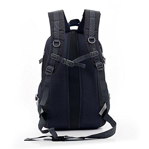 HCLHWYDHCLHWYD-Aire libre Sra bolsa de hombro de gran capacidad de bolsa de senderismo bolsa de deporte de los hombres del bolso 40L , 1 2