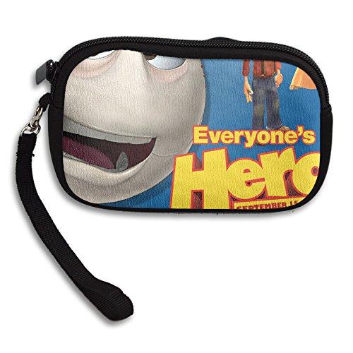 Everyones Hero Purse Wristlet Bag