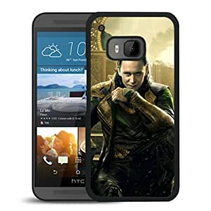 Custom Luxury Cover Case With Loki Asgard Black HTC ONE M9 Case