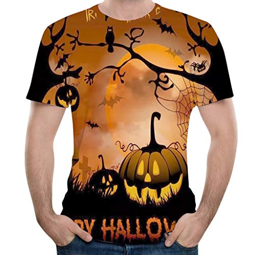 Pumpkin Rot Hands - AHAYAKU 2019 New Halloween Tops for