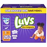 Luvs Ultra Leakguards Diapers (Size 3 - 252 ct.)