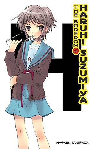 The Boredom of Haruhi Suzumiya (light novel) (The Haruhi Suzumiya Series, Band 3)