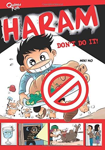 Komik Muslim: Haram (Indonesian Edition)