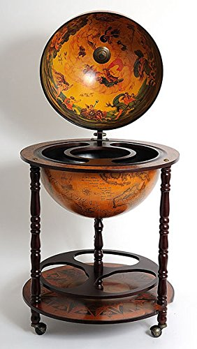 Unique Bar Furniture For Unique Old World Style Globe Hidden Home Hide Bar Furniture Amazoncom