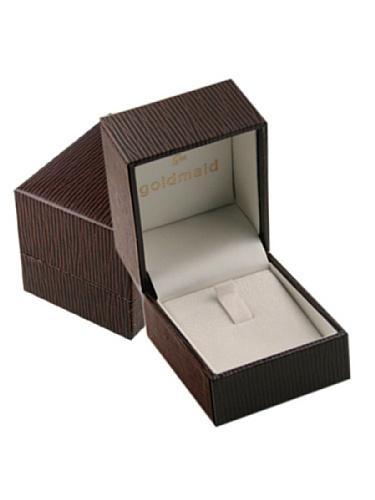 Goldmaid - Fa R5806WG58 - Bague Femme - Or Blanc 375/1000 (9 Cts) 1.7 Gr