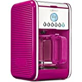 Bella Linea Collection 12-Cup Coffee Maker PINK Review
