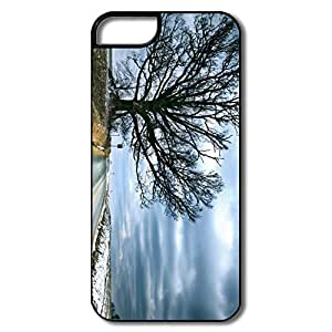 IPhone 5 5S Cases, Tree Life White/black Cases For IPhone 5