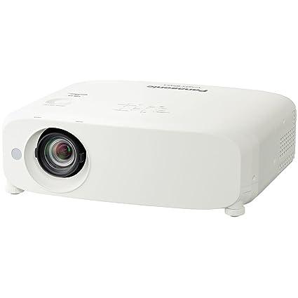 Panasonic PT-VZ585NEJ Video - Proyector (5000 lúmenes ANSI ...