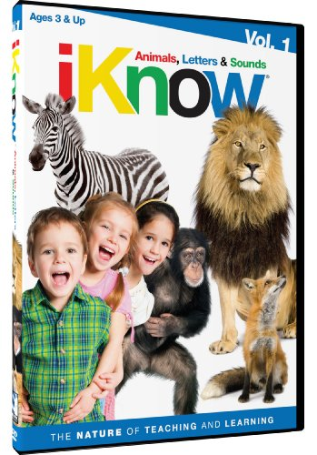 iKnow - Animals, Letters & Sounds- Vol 1 for sale  Delivered anywhere in USA