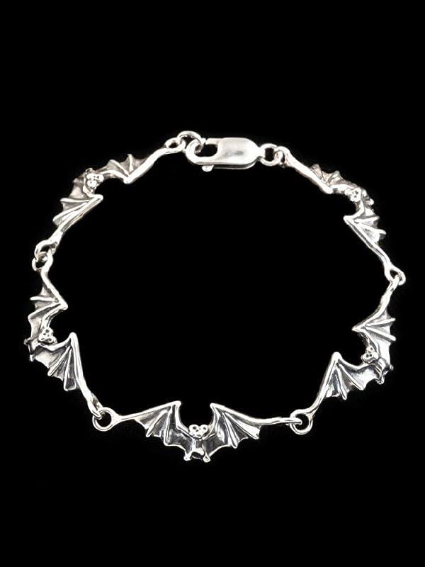 Gothic Bracelet Bat Jewelry Halloween Bracelet Vampire Jewelry Halloween Jewelry Bat Vampire Halloween Costume EL/_BR119 Bat Bracelet