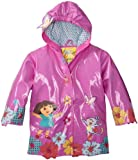 Best Dora the Explorer Birthday Gifts For 3 Year Old Girls - Nickelodeon Little Girls' Dora Coats, Purple, 4/5 Review