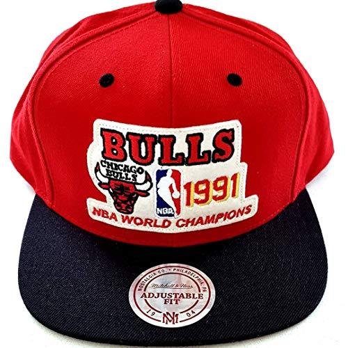 Champions Ness World Talla única and 1991 Snapback NBA Vintage Mitchell ZYqUB51qA