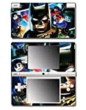 Batman Cartoon Robin Batmobile Begins Dark Knight Rises Video Game Vinyl Decal Skin Sticker Cover for Nintendo DSi System