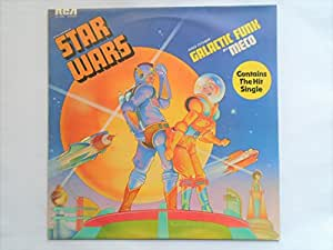 star wars & other galactic funk LP