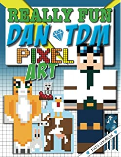 Amazon Com 3 Pack Pixel Art Coloring Book Has Pixels To Color By