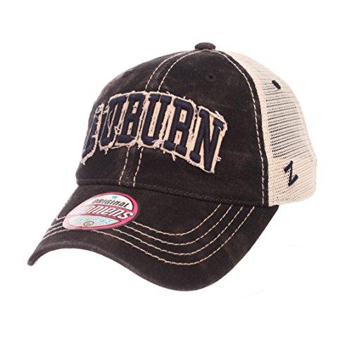 NCAA Auburn Tigers Adult Women Dixie Women's Relaxed Hat, Adjustable, -