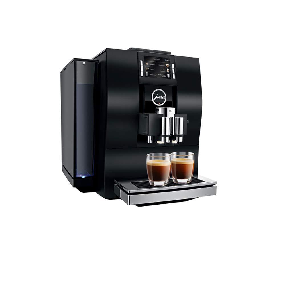 Jura 15182 Automatic Coffee Machine Z6, Aluminum Black Renewed