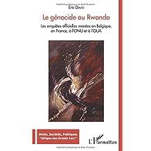 Le génocide au Rwanda
