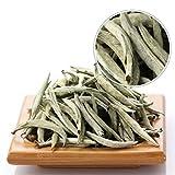 GOARTEA 1000g (35.2 Oz) Premium Chinese Organic Bai Hao Yin Zhen BaiHaoYinZhen Silver Needle White Loose Tea