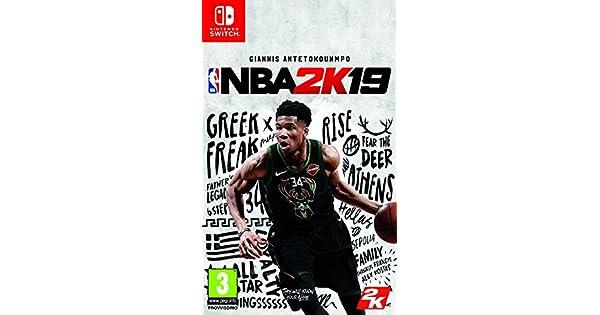 NBA 2k19: Amazon.es: Videojuegos