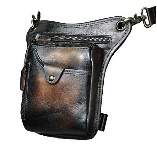 Le'aokuu Mens Genuine Leather