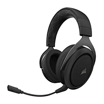 Corsair Hs70 Wireless Casque Gaming Sans Fil 71 Surround Sound