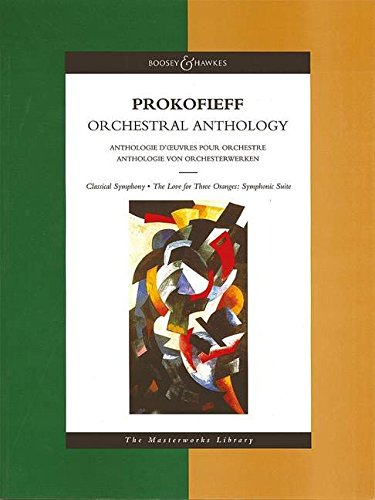 Prokofieff Orchestral Anthology ...