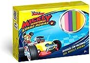 Disney - Diversão com Massinha - Mickey Aventuras Sobre Rodas