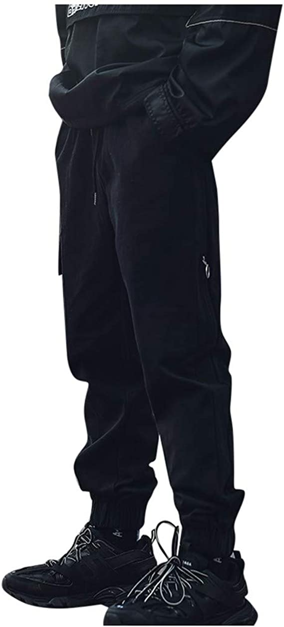 Comaba Mens 2-Piece Polo Stylish Basic Cotton Sports Relaxed Fit Sweatsuit