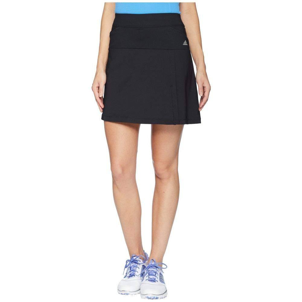 adidas Golf (アディダス) レディース スカート ミニスカート ClimaCool Skort Black サイズLGx7 [並行輸入品]   B07NV9XR8S