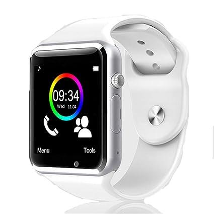 Amazon.com: Bluetooth Smart Watch W8 Support Whatsapp With ...
