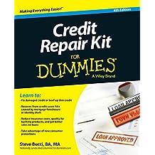 Credit Repair Kit For Dummies