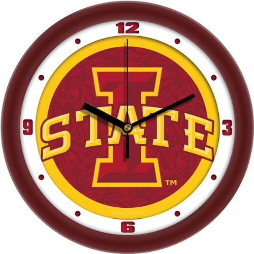 New - Iowa State Cyclones-Dimension Wall Clock