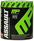 Muscle Pharm Assault New Diet Supplement, Fruit Punch, 20 servings 0.64 LBS (290 Grams)