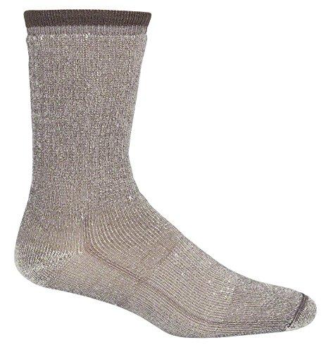- Wigwam Merino Wool Comfort Hiker Sock: Charcoal; SM