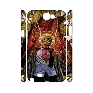 Constantine HILDA054869 3D Art Print Design Phone Back Case Customized Hard Shell Protection Samsung Galaxy Note 2 N7100