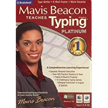 Mavis Beacon Teaches Typing 20 Platinum Edition