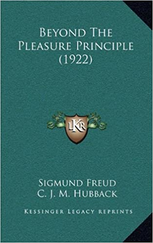 Beyond the pleasure principle full text