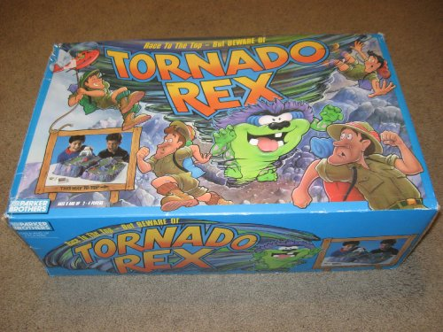 Tornado Rex 3-D Action Game