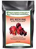 Reds Pak - Natural Super Fruit & Vegetable Blend w/Antioxidants & Phytonutrients ING: Organic Powder, 5 lb
