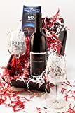Hearts Desire Washington Red Wine Gift Set