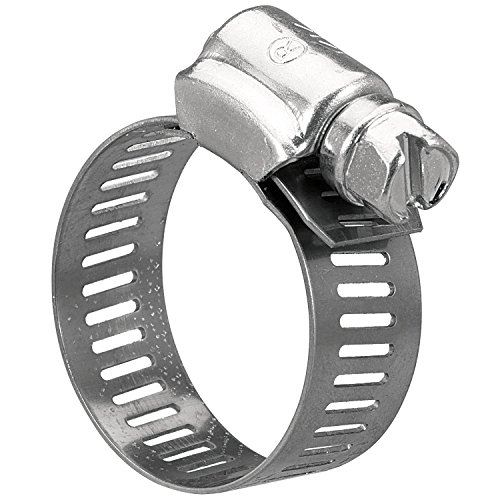 Koehler Enterprises KE10BX 10 Piece Hose Clamp Box (Size SAE 10)
