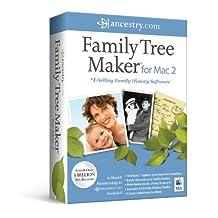 Family Tree Maker for Mac 2