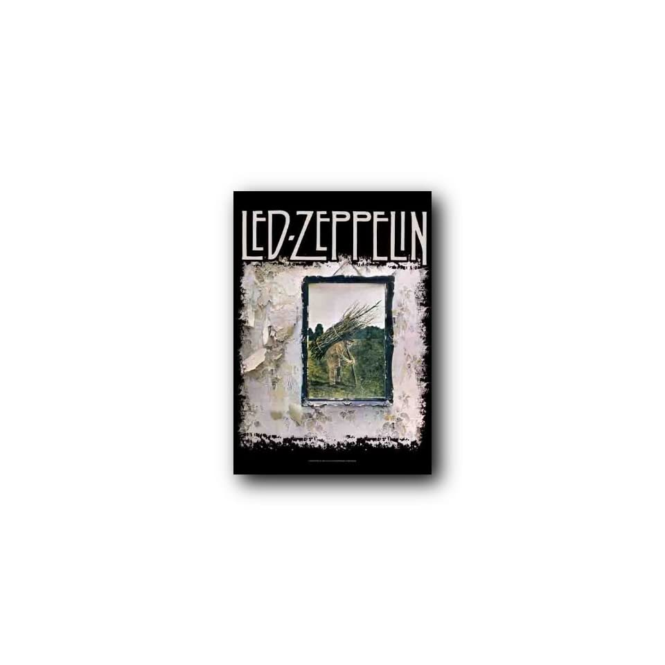Led Zeppelin Swth Cover Cloth Fabric Poster Flag