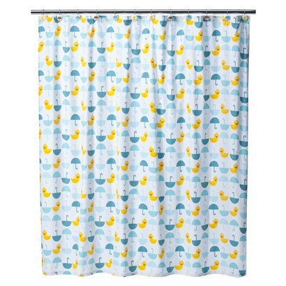 Circo Ducks Shower Curtain