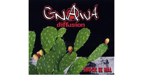 GNAWA HAL ALBUM EL TÉLÉCHARGER SHOCK DIFFUSION