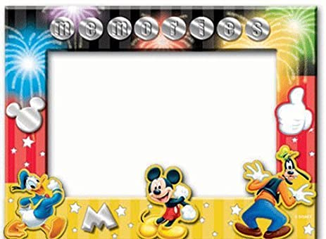 disney mickey mouse donald goofy memories picture frame - Disney Photo Frame