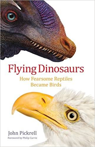 Flying Dinosaurs How Fearsome Reptiles Became Birds