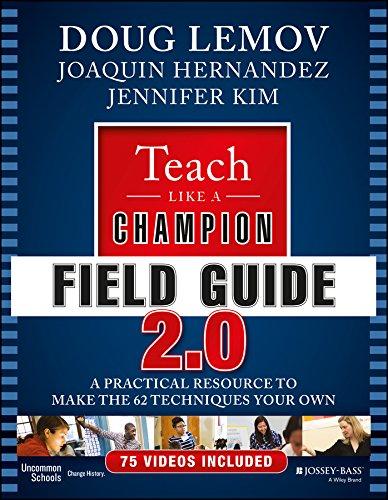 teach like a champion field guide - 1