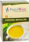 NutriWise - Chicken Bouillon High Protein Diet Soup (7/box) by NutriWise